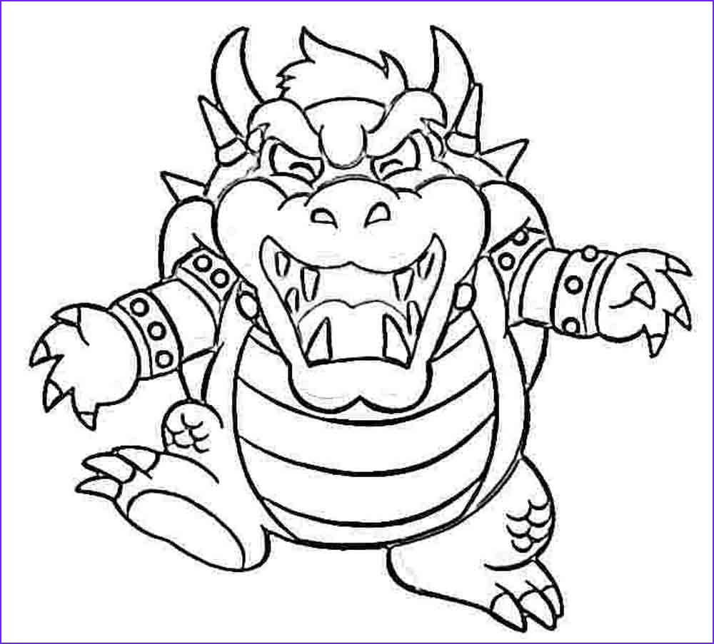 Mario Printable Coloring Page Elegant Photos Mario Coloring Pages themes – Best Apps for Kids
