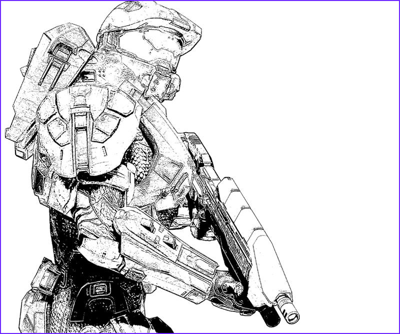 Master Chief Coloring Page Inspirational Image Halo 4 Master Chief Ability