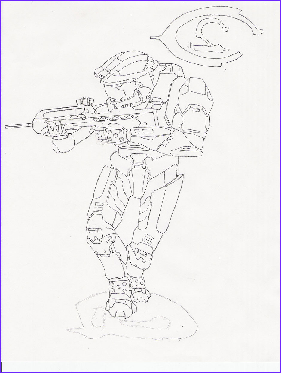 Master Chief Coloring Page Unique Photography Master Chief Coloring Helmet Coloring Pages