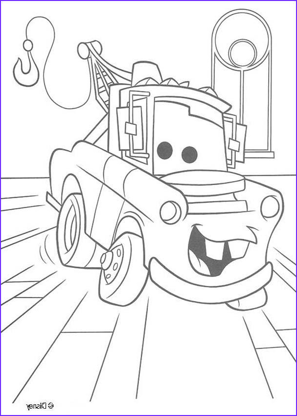 Mater Coloring Page New Image Mater Chevrolet Truck Coloring Pages Hellokids