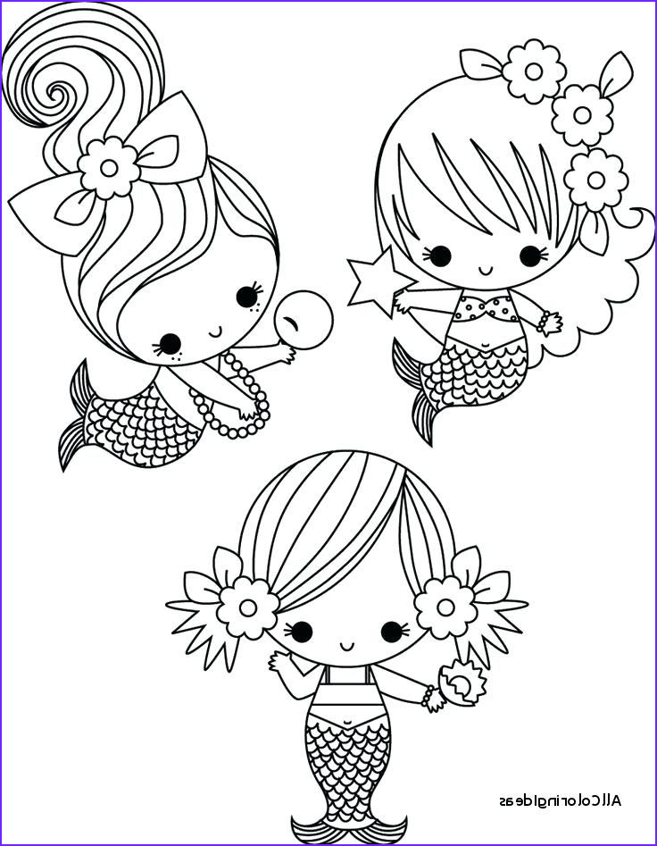 Mermaids Coloring Page Luxury Photography Baby Mermaid Coloring Page