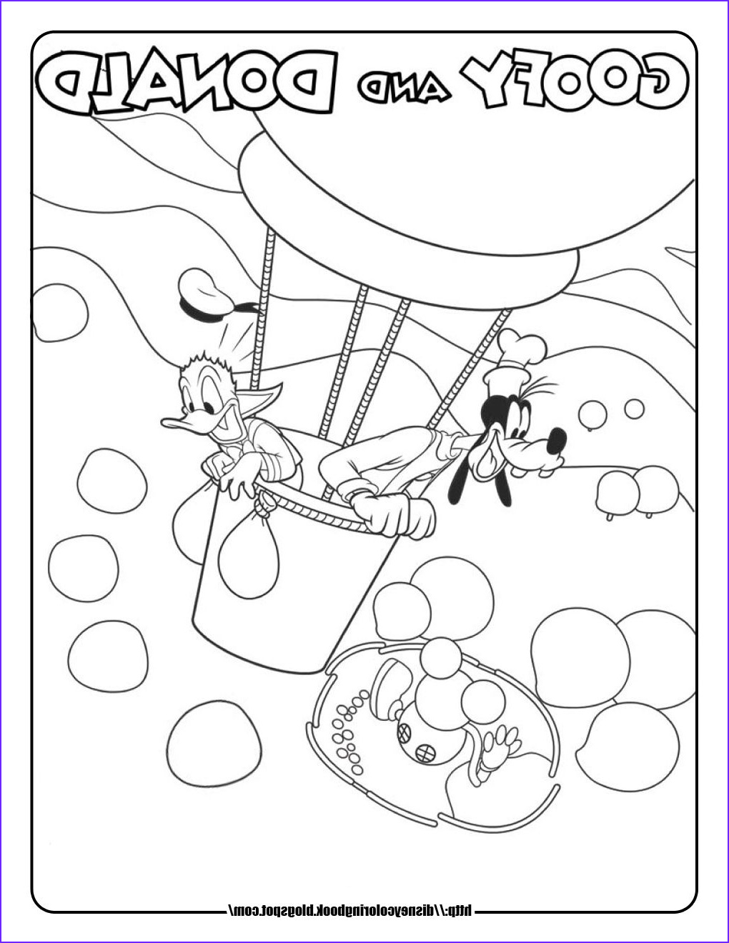 Mickey Mouse Clubhouse Coloring Book Luxury Photography Mickey Mouse Clubhouse Coloring Pages