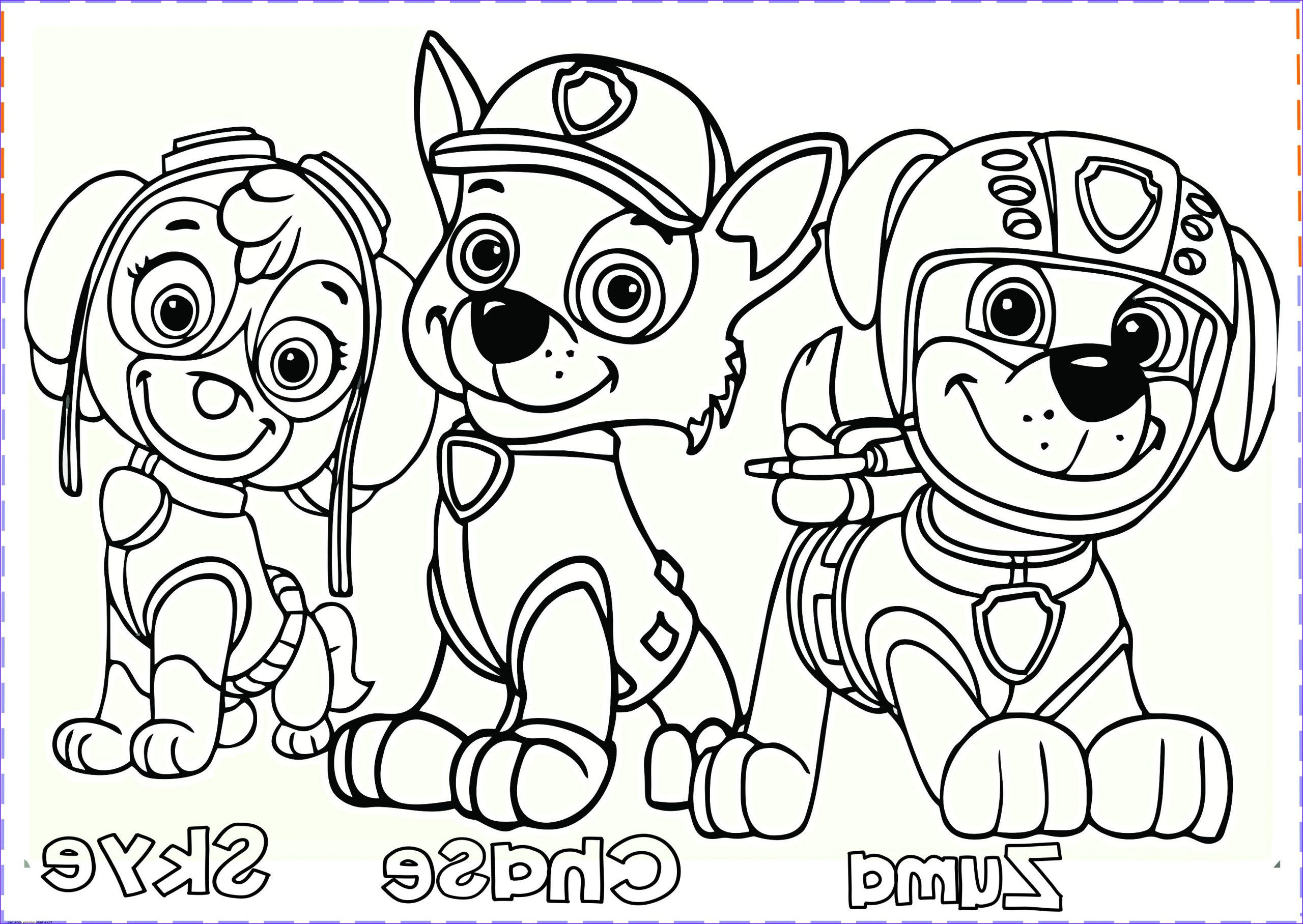 Paw Patrol Printable Coloring Page Beautiful Photos Story Books Free Coloring Pages