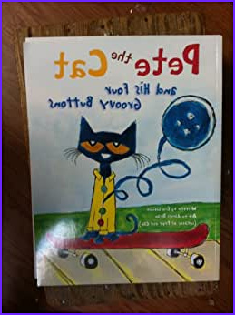 Pete the Cat and His Four Groovy buttons Coloring Page Best Of Photos Pete the Cat and His Four Groovy buttons Eric Litwin