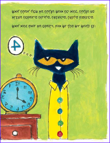 Pete the Cat and His Four Groovy buttons Coloring Page Elegant Images Pete the Cat and His Four Groovt buttons Hebrew Book