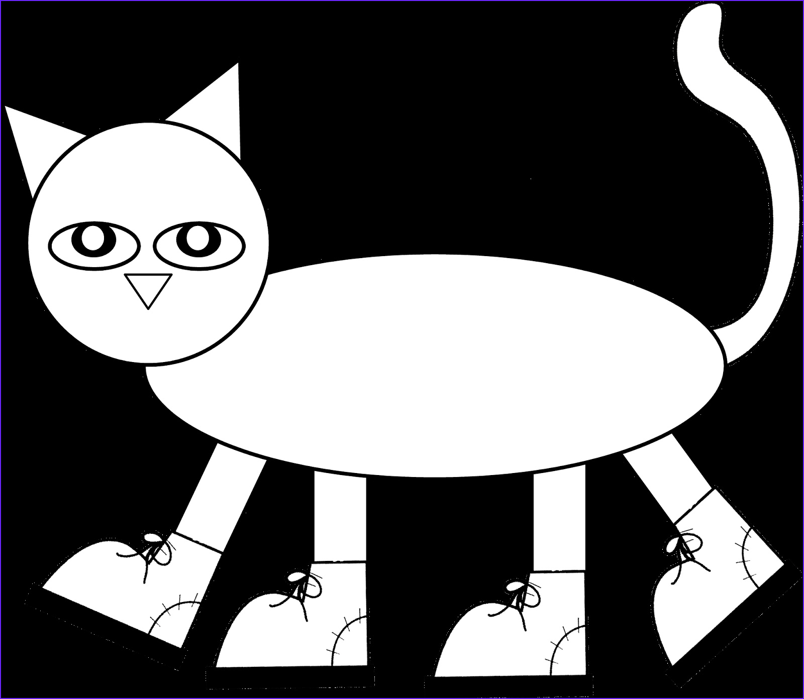 Pete the Cat and His Four Groovy buttons Coloring Page Unique Stock Pete the Cat and His Four Groovy buttons Sketch Coloring Page