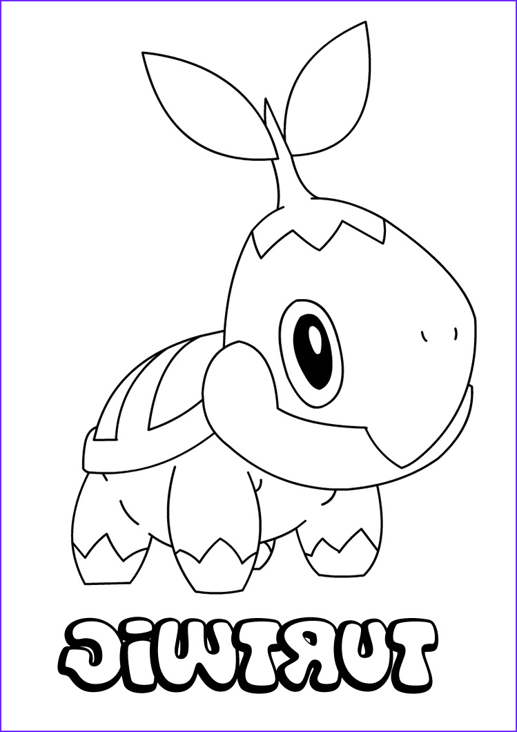 fire type pokemon coloring pages