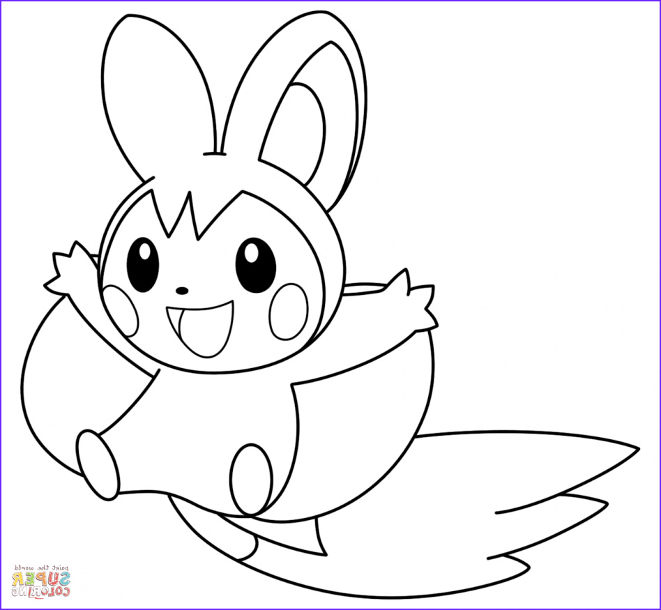 Pokemon Coloring Page Litten Luxury Images Pokemon Coloring Pages Chespin at Getcolorings