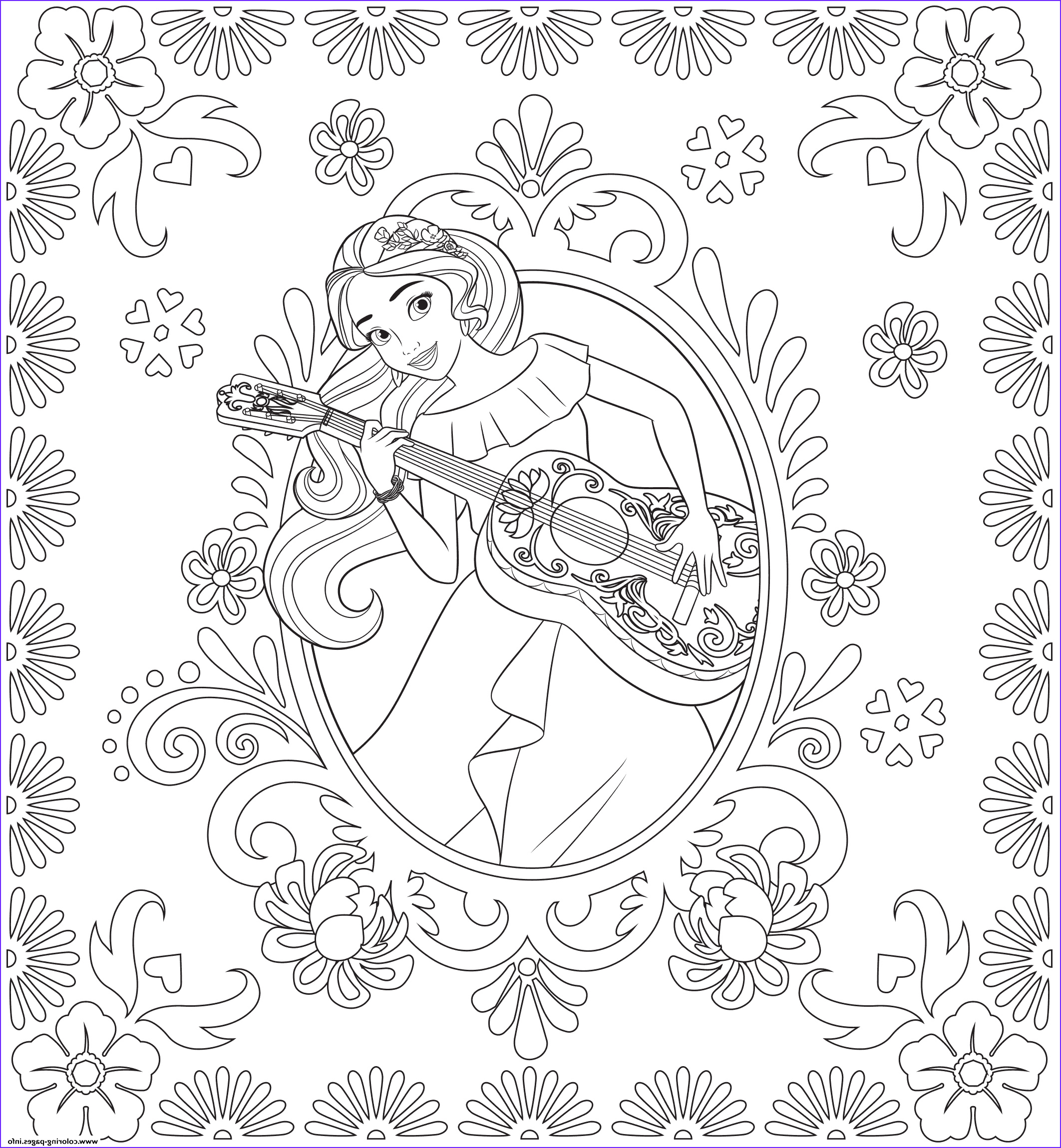Princess Elena Coloring Page Inspirational Photos Princess Elena Avalor Coloring Pages Coloring Pages