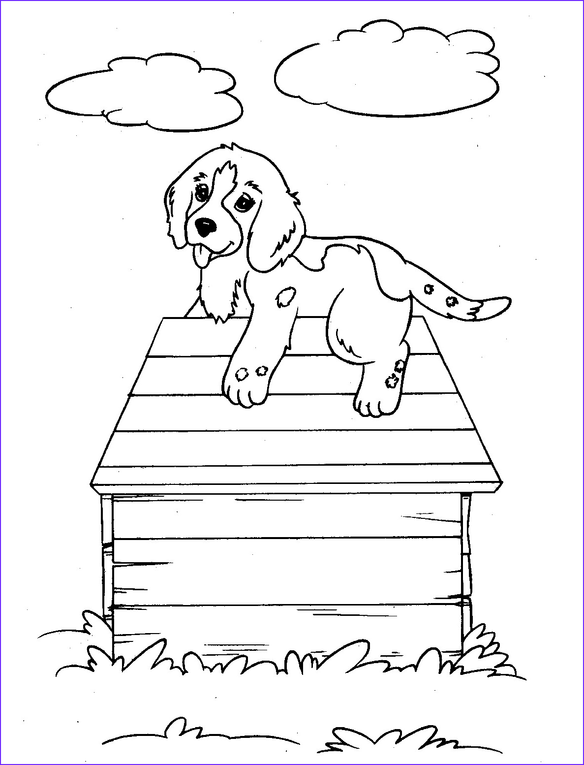 Puppy Coloring Page Beautiful Photos Free Printable Puppies Coloring Pages for Kids