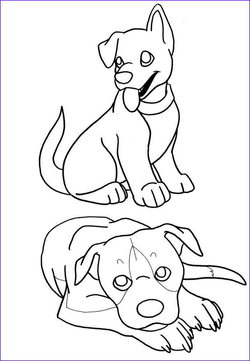 Puppy Coloring Page for Kids Best Of Image Free Printable Puppies Coloring Pages for Kids