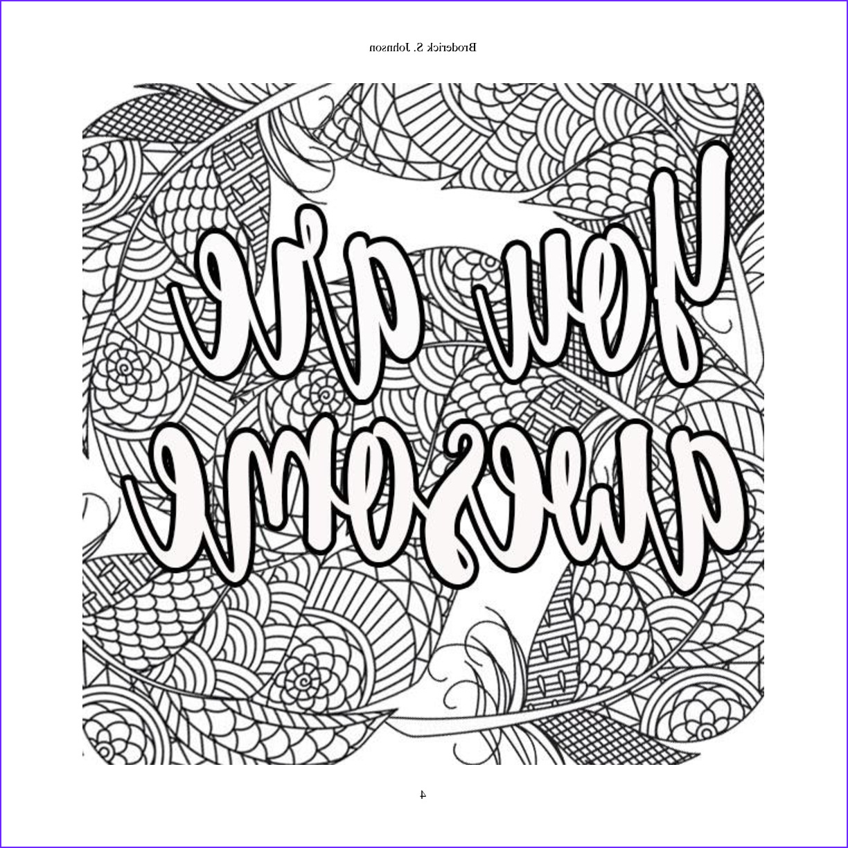 Quote Coloring Sheet Elegant Image Inspirational Coloring Pages Coloring Home