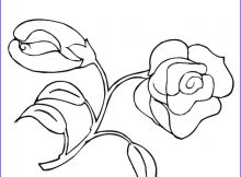 Red Coloring Sheet Best Of Photography Red Rose Coloring Page Twisty Noodle