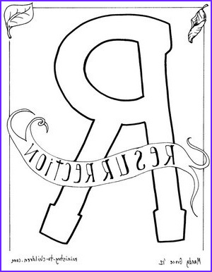 Resurrection Coloring Page for Preschoolers Elegant Images 15 Easter Coloring Pages [religious] Free Printables for Kids