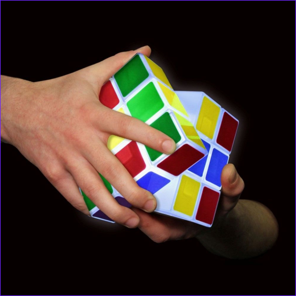Rubik's Cube Coloring Page New Images Rubiks Cube Puzzle Novelty Light