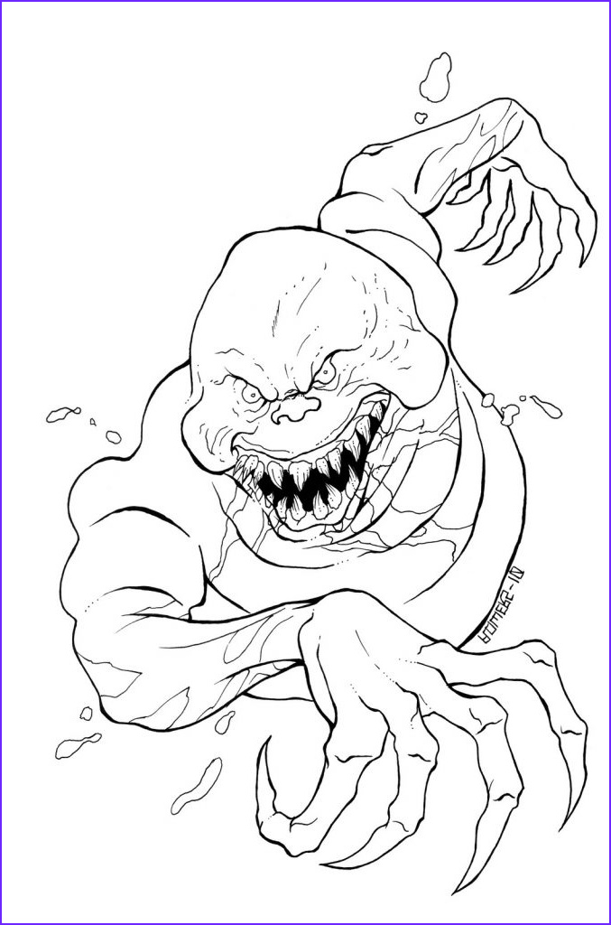 horror coloring pages for adults sketch templates