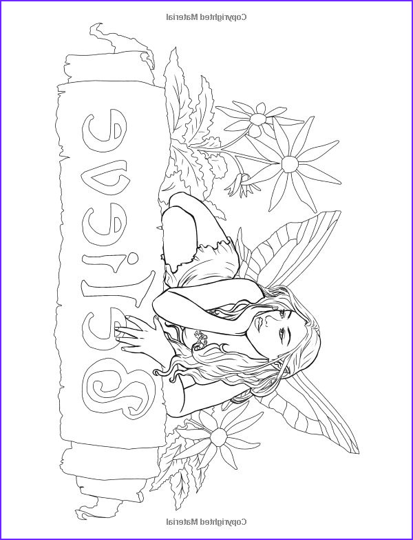 Selina Fenech Coloring Page Awesome Image Fairy Art Coloring Book by Selina Fenech Fairy Myth