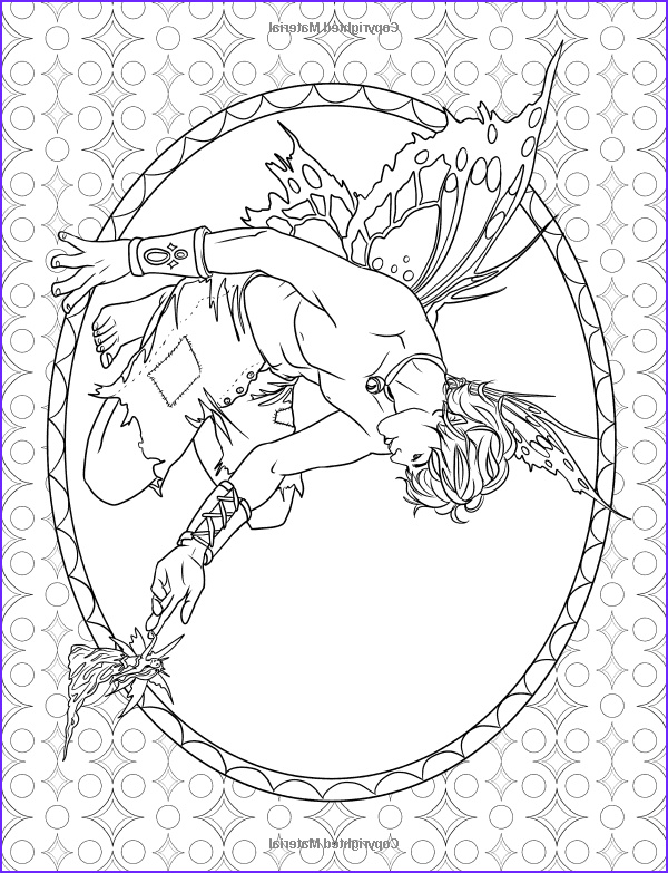 Selina Fenech Coloring Page Luxury Collection Artist Selina Fenech Fairy Adult Coloring Page