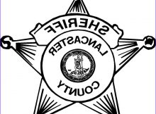 Sheriff Badges Coloring Page Beautiful Gallery Sheriff Star Coloring Pages at Getcolorings