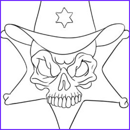 Sheriff Badges Coloring Page Unique Gallery Sheriff Badge Coloring Page at Getcolorings