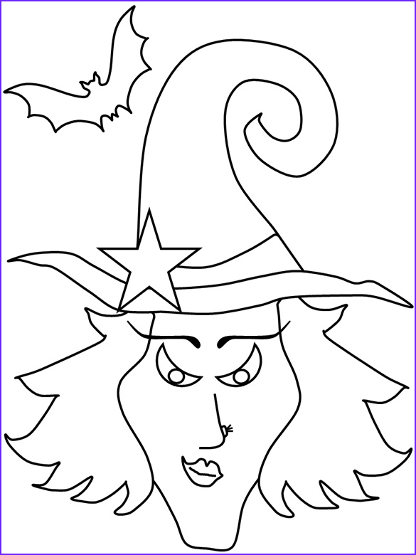 Simple Halloween Coloring Page Beautiful Photography 20 Halloween Coloring Pages Pdf Png