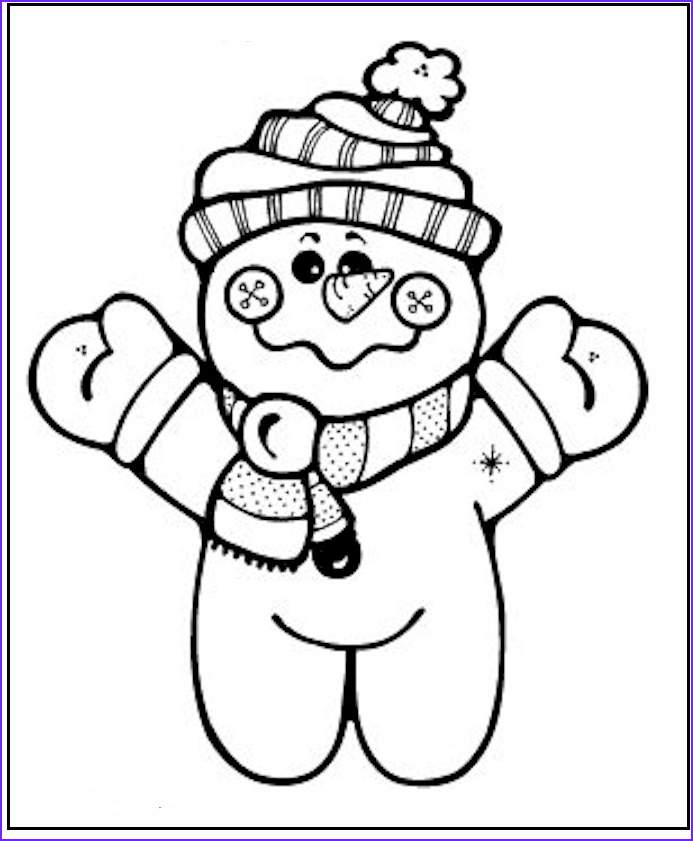 little snowman winter coloring pages coloring pages for kids 2 printable coloring pages