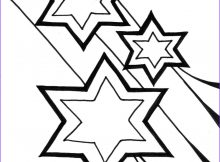 Star Coloring Pic Elegant Stock Star Coloring Pages for Preschoolers Coloring Home