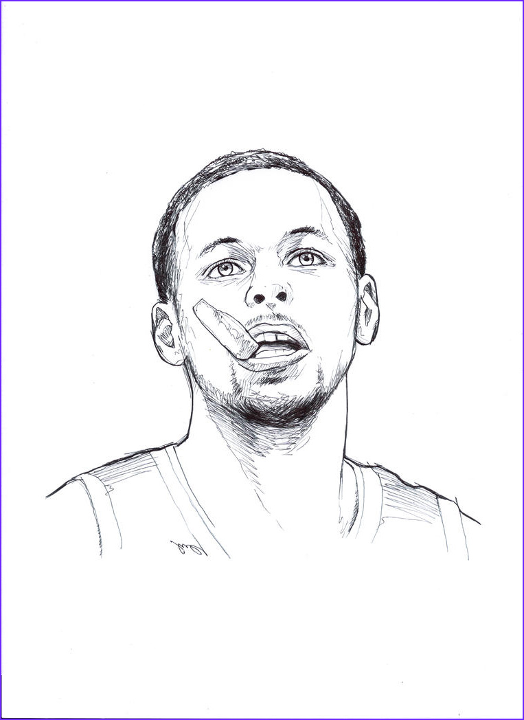 Stephen Curry Coloring Sheet Inspirational Photos Stephen Curry Name Coloring Pages Coloring Pages