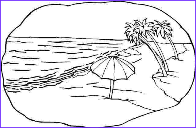 Sunrise Coloring Page Inspirational Collection Ocean Scene Coloring Pages Beach Sunrise Coloring Page