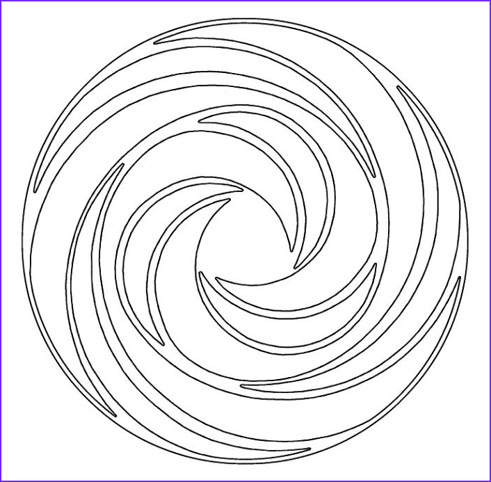 Swirls Coloring Page Awesome Photos Swirl Coloring Pages Coloring Home