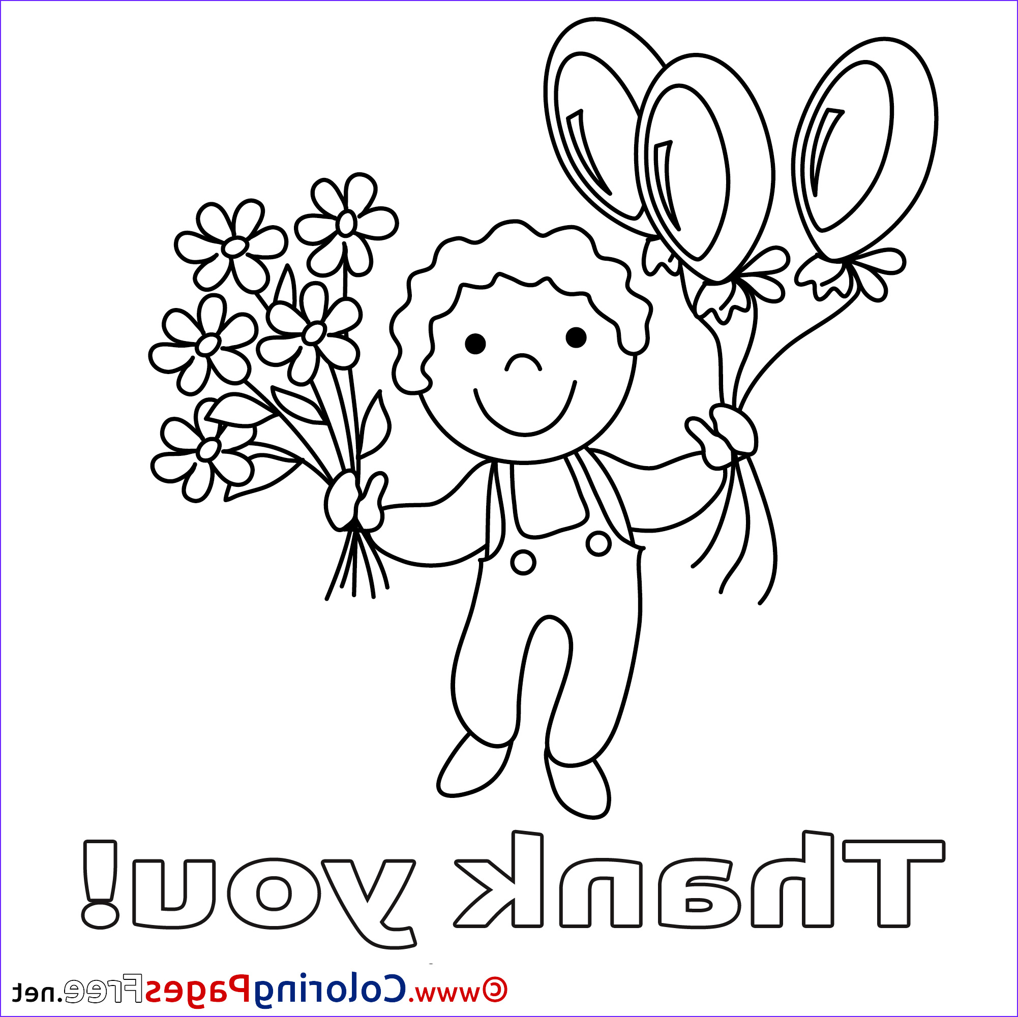 Thank You Coloring Awesome Photos Please and Thank You Coloring Pages at Getcolorings