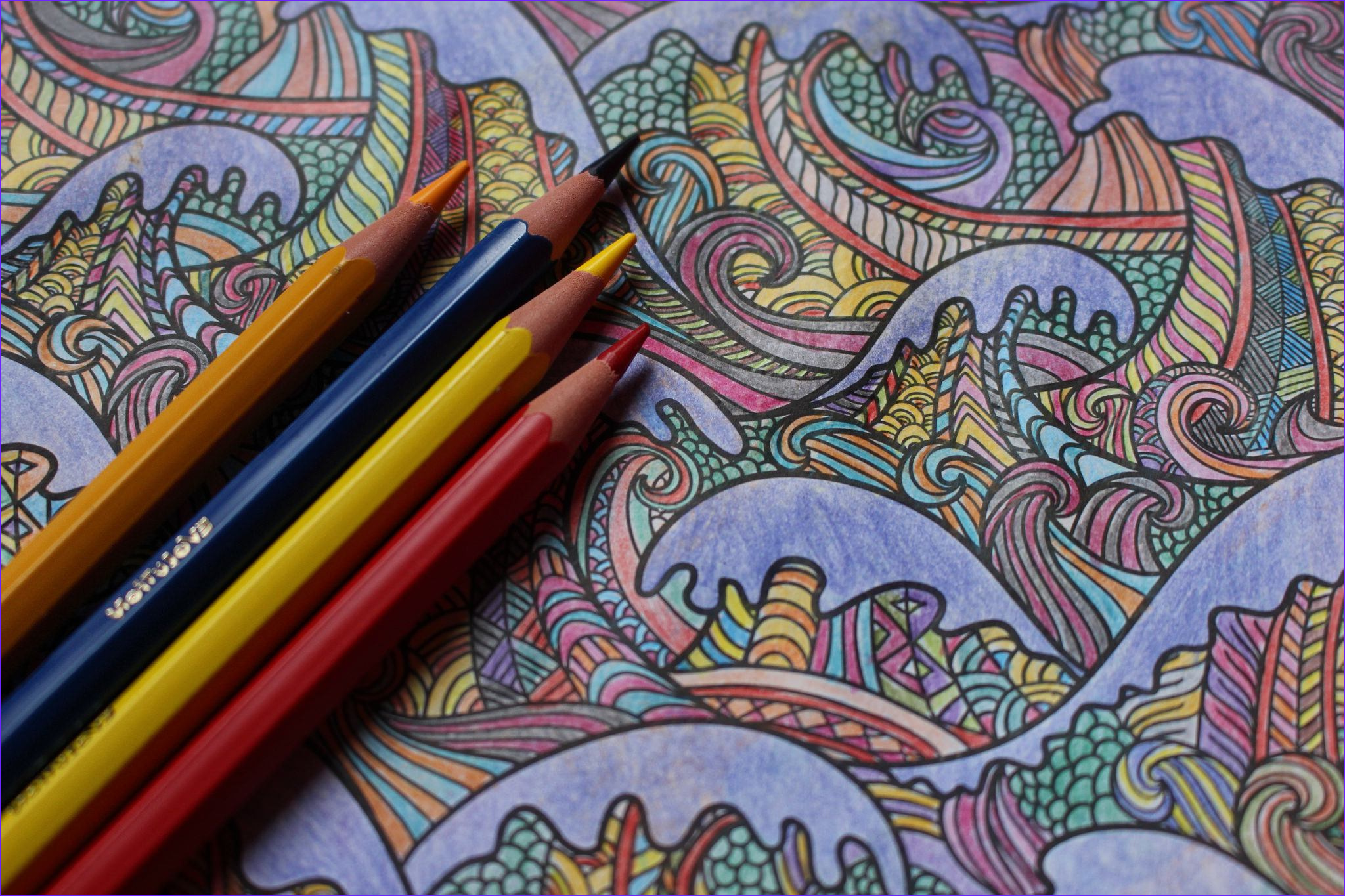 The Best Adult Coloring Book Awesome Gallery Coloring Books are Perfect Gifts for Stressed Out Adults