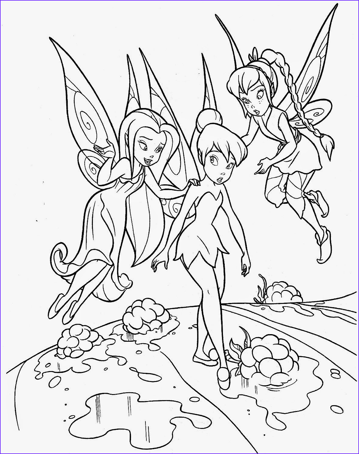 Tinker Belle Coloring Page Cool Photography Coloring Pages Tinkerbell Coloring Pages and Clip Art