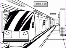 Trains Coloring Page Beautiful Stock 9 Train Coloring Pages Pdf Jpg