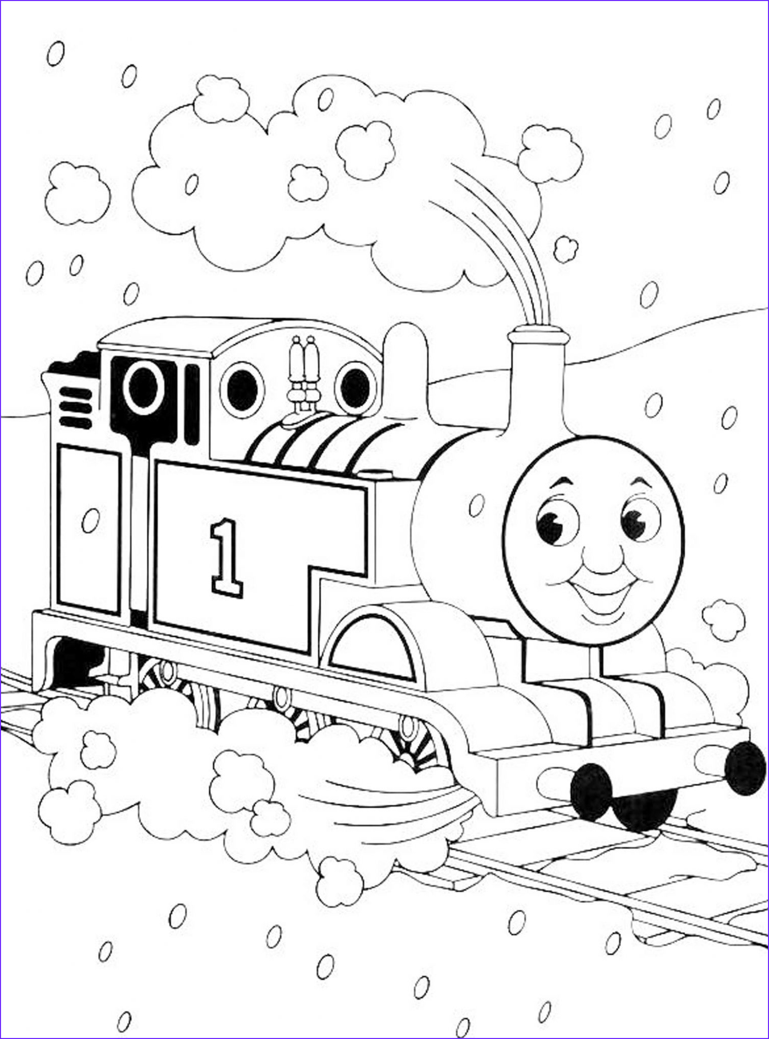 Trains Coloring Page Luxury Photos Print & Download Thomas the Train theme Coloring Pages