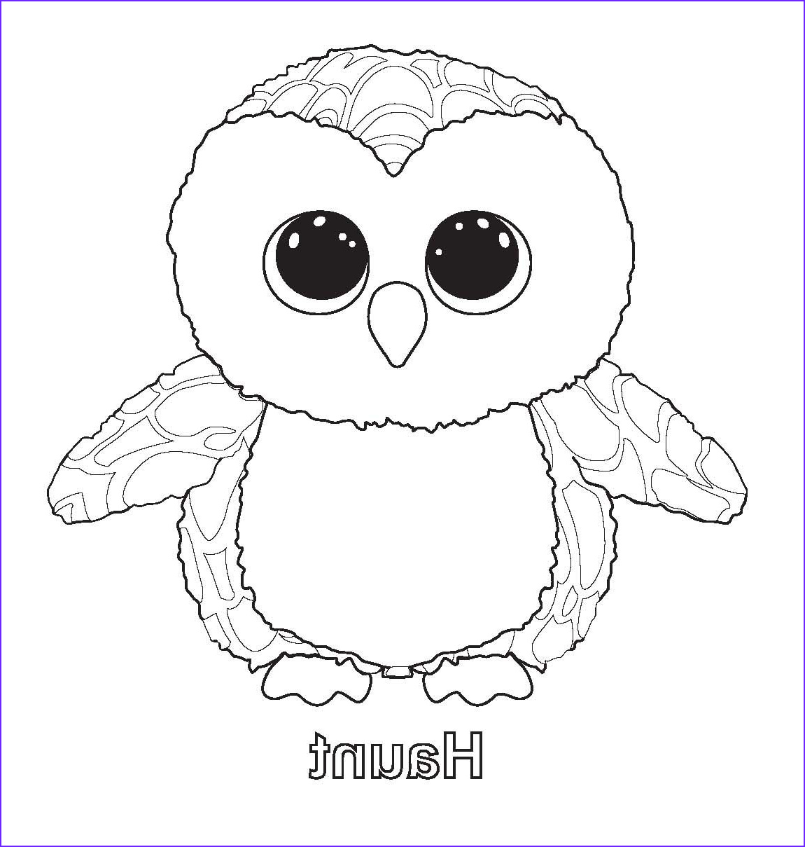 Ty Beanie Boos Coloring Page Awesome Photos Ty Beanie Boo Coloring Pages and Print for Free