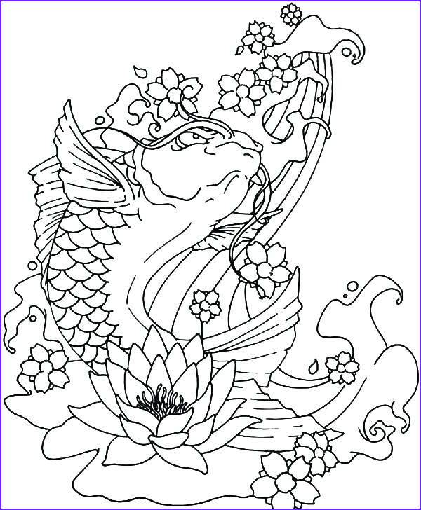 underwater plants coloring pages