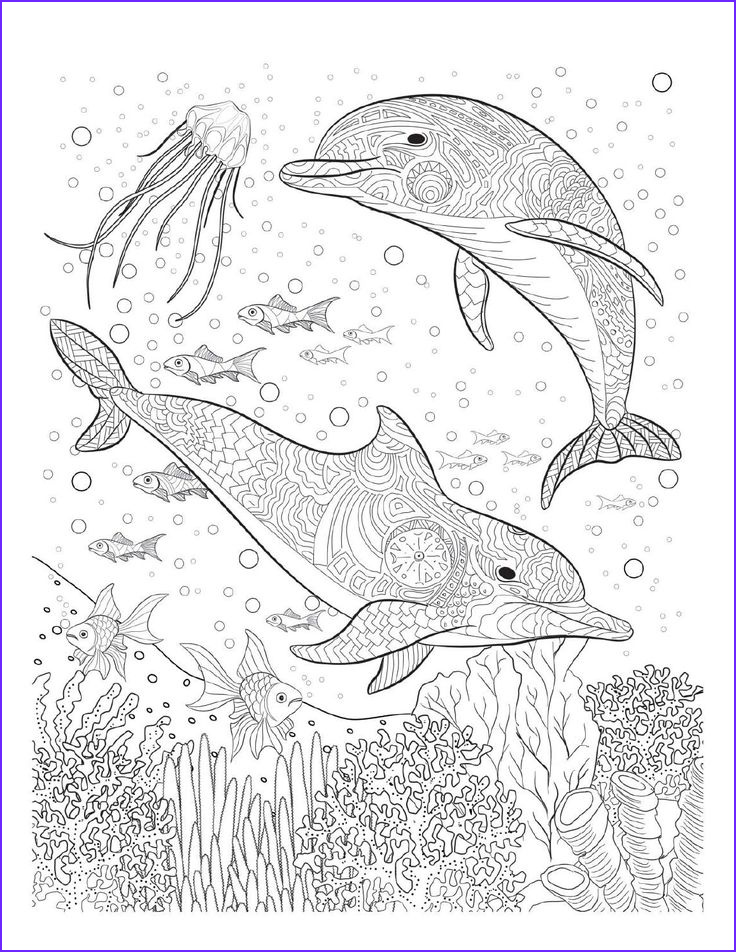 Water Coloring Book For Adults Unique Photos Oceana Adolt Colouring Sheets