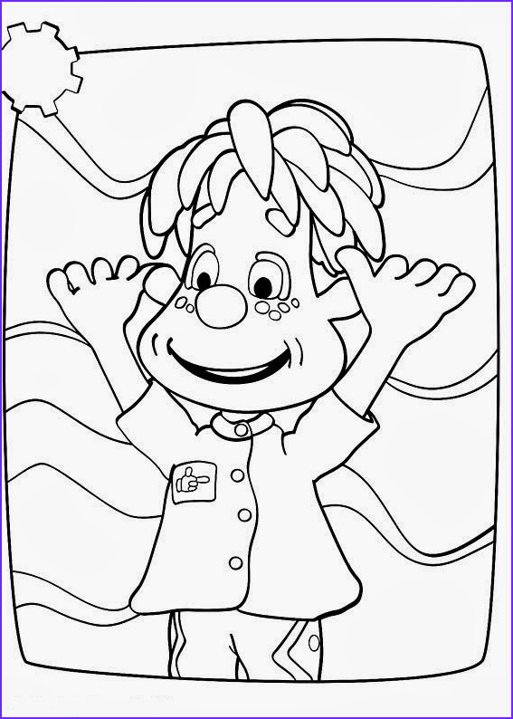 engie benjy coloring pages