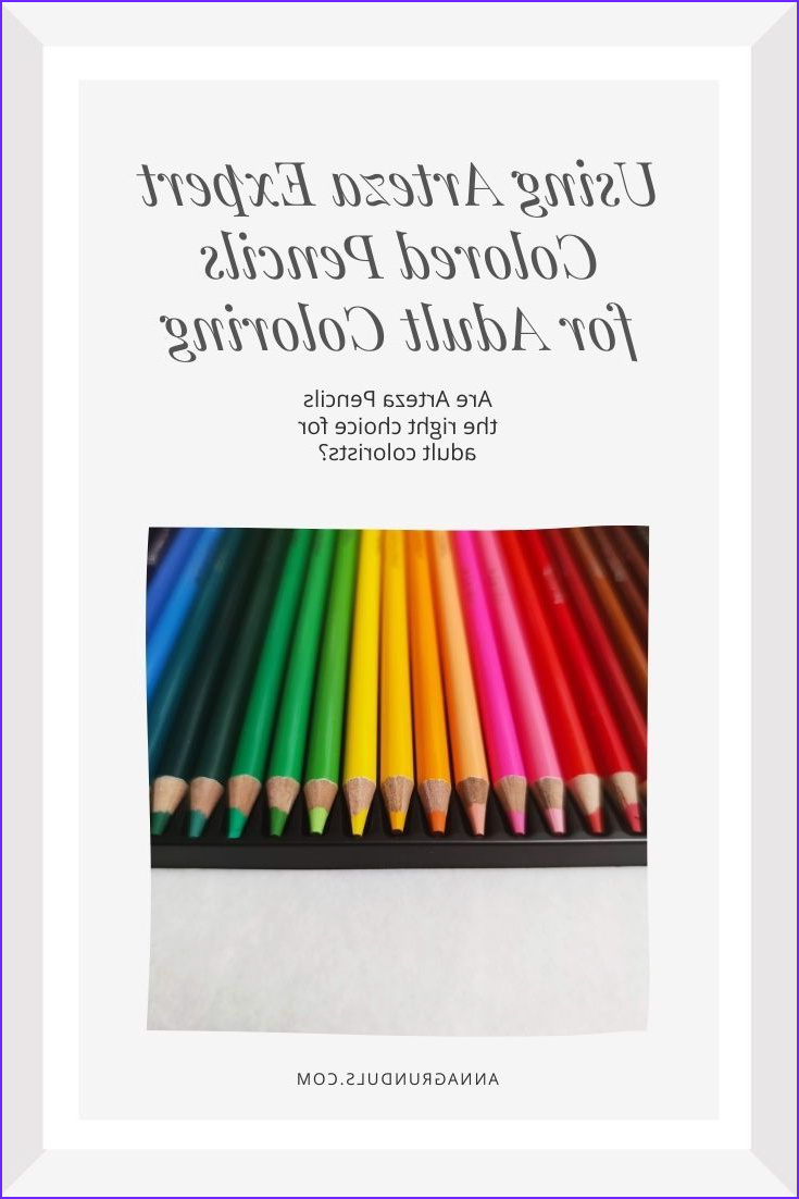 Why Adult Coloring Book are Good for You Awesome Photos Review Arteza Expert Colored Pencils for Adult Coloring
