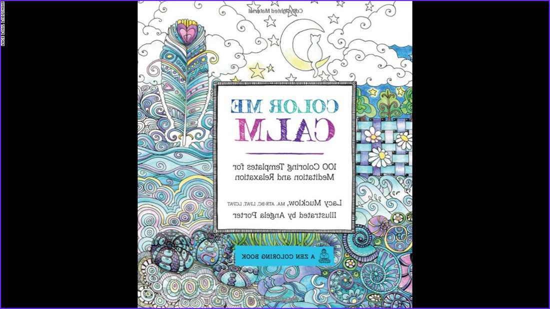 Why Adult Coloring Book are Good for You Unique Collection why Adult Coloring Books are Good for You Cnn