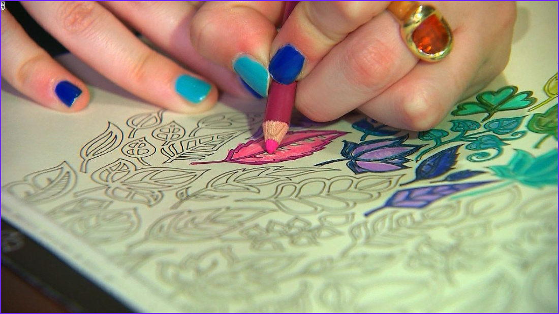 Why Adult Coloring Book are Good for You Unique Stock why Adult Coloring Books are Good for You Cnn