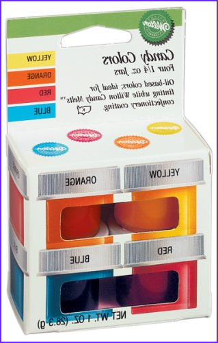 Wilton Cake Coloring Cool Photos Wilton Primary Candy Color Set New Icing Frosting Food