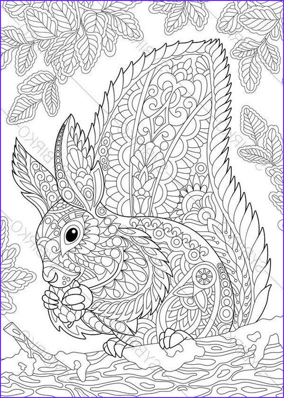 Woodland Animals Coloring Page Inspirational Photos 14 Woodland Animal Coloring Pages Free Printable