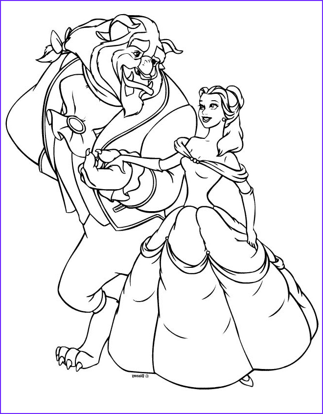 Belle Printable Coloring Page Beautiful Images Princess Coloring Pages Print Princess to Color