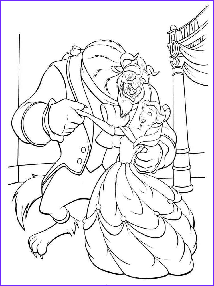 Belle Printable Coloring Page Luxury Images Princess Belle Coloring Pages Free Printable Princess