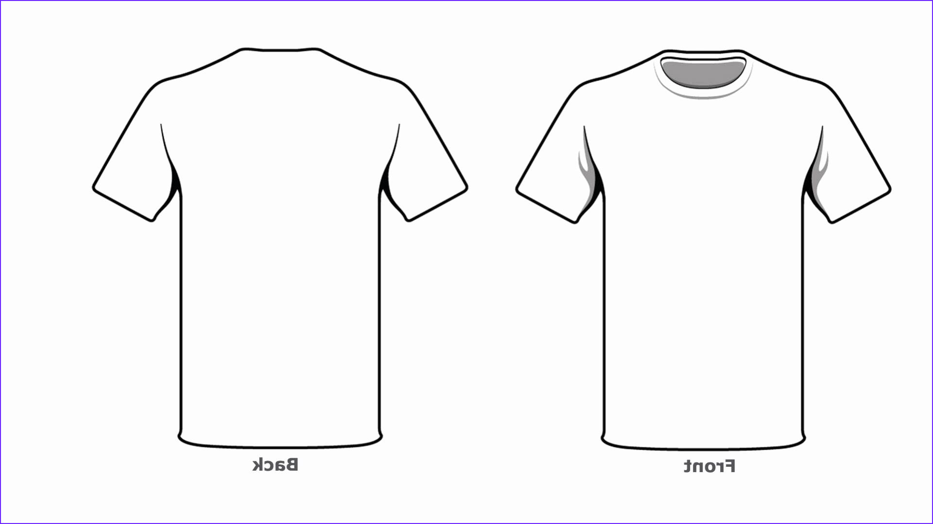 Blank T Shirt Coloring Page Luxury Image Shirt Coloring Design New Inspirational Design Clipart T