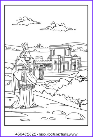 Building the Temple Coloring Page Best Of Images Jerusalem Building Temple Coloring Page Sketch Coloring Page