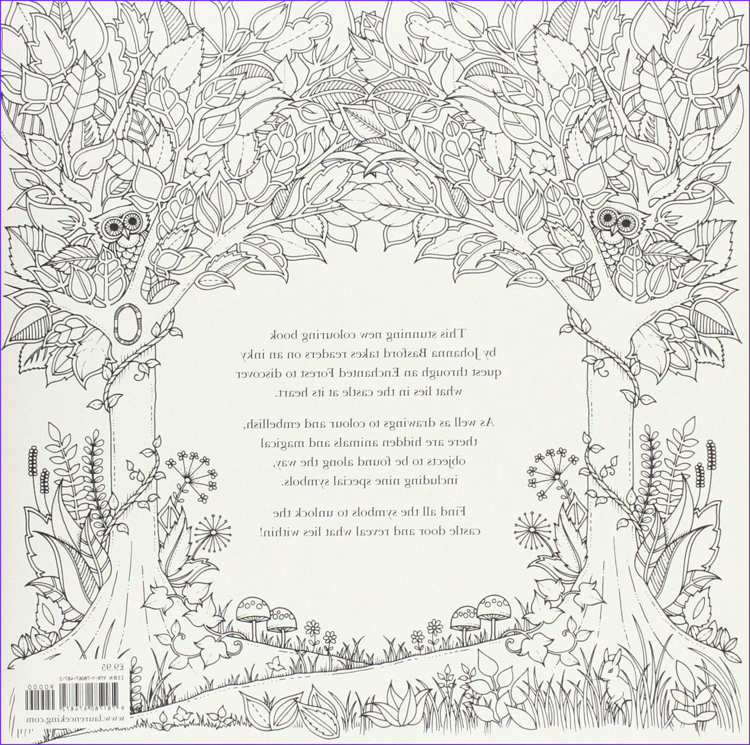 Coloring Book By Johanna Basford Luxury Photography Enchanted Forest Colouring Book By Johanna Basford