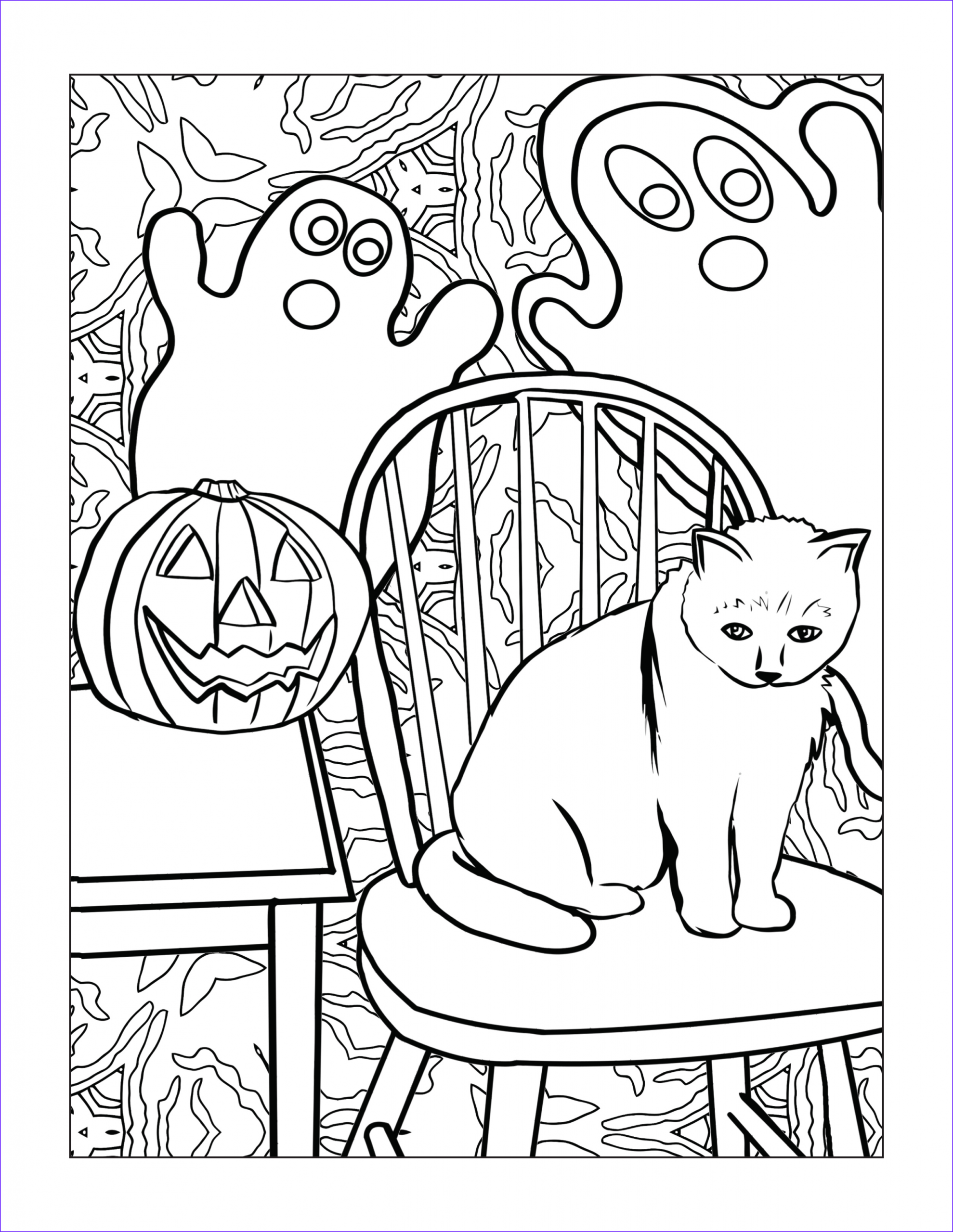 Halloween Coloring Sheet for Kids Awesome Photos Halloween Coloring Pages for Older Kids Gift Of Curiosity